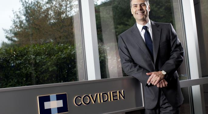 Medtronic Rumored To Buy Covidien