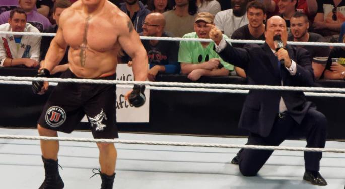 KeyBanc Expects Another Solid Quarter, Network Growth From WWE