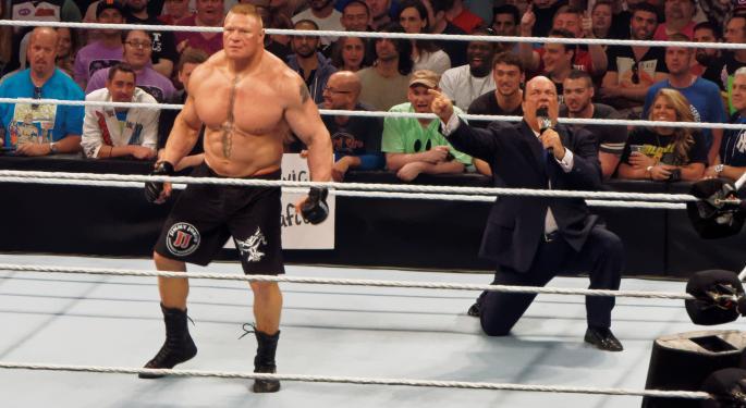 Big WWE Option Trader Betting Against A Rebound
