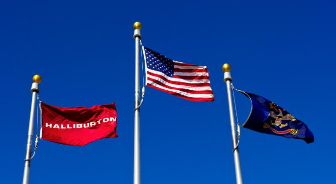 Halliburton Benefits From Consumption, Cost-Cutting & Political Warmth To Fracking