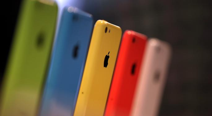 Is Apple's iPhone 5C The Biggest Flop Of The Year?