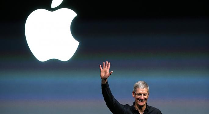 Markets Close Lower Ahead Of Apple Announcement