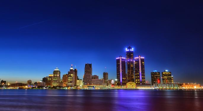 Resurgent Detroit: 5 Reasons To Invest In The Motor City