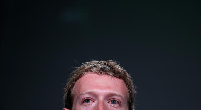 Facebook's Messenger App Breaches 800 Million User Mark