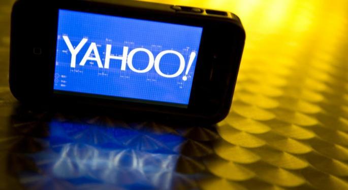 Bob Peck: Yahoo's M&A Premium May 'Dissipate'