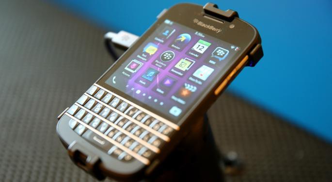 The Case Against: BlackBerry