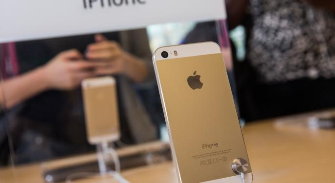 Samsung To Apple On Gold Phones: Been There, Done That