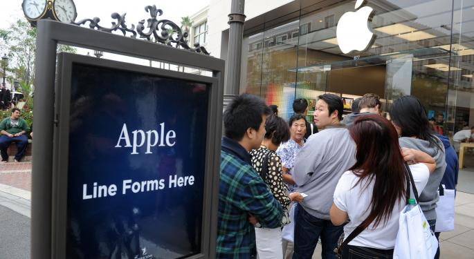 China Mobile's iPhone 5S, iPhone 5C Set For December 18?