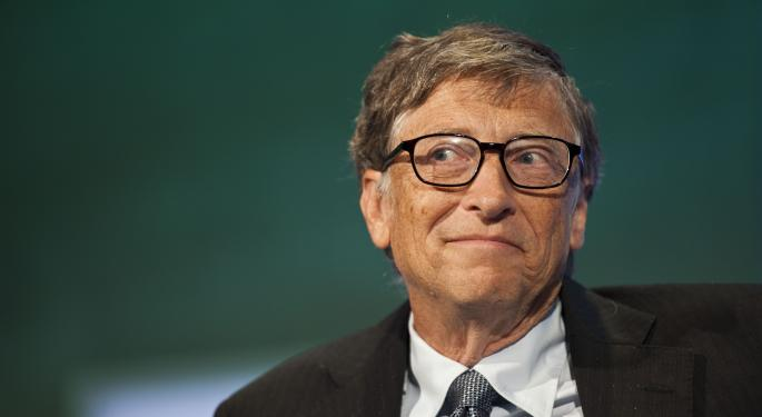 Bill Gates Talks Microsoft Corporation's New Boss, Bitcoin, Apple Pay, Ebola And More