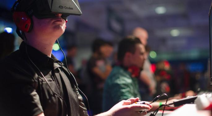 Who Has The Biggest Virtual Reality Market Share?