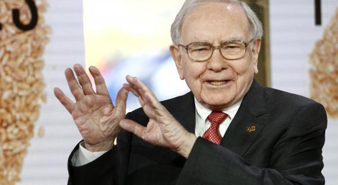Warren Buffett Donates $10 Million To Israeli Hospital