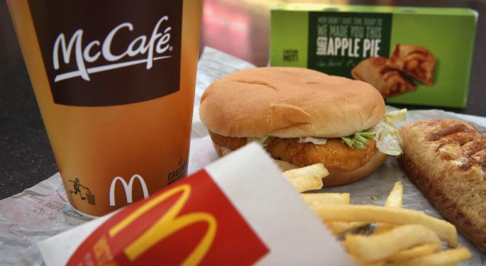 Should McDonald's Bulls Be Concerned?