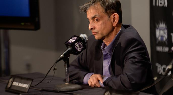 EXCLUSIVE: Looking At Future Sales Growth With Tibco CEO Vivek Ranadive