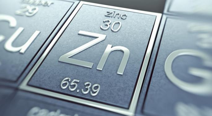 Glencore A Buy At This Wall Street Firm Because Of...Zinc?