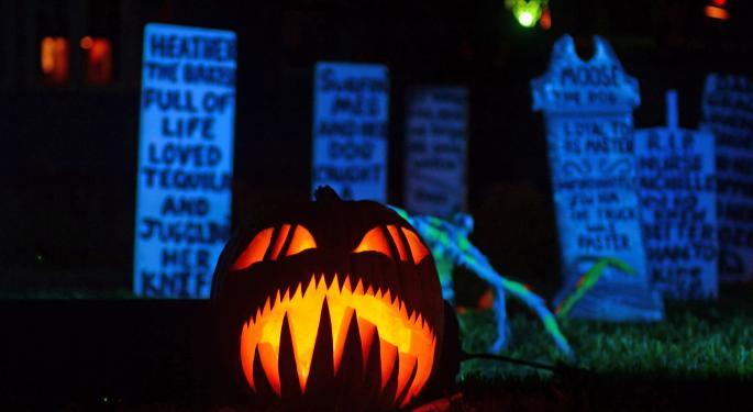 5 Stocks To Watch Ahead Of Halloween