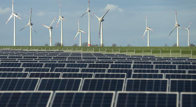 Barclays Is 'Broadly Positive' On Solar Group