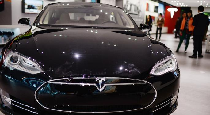 Looking for the Next Big Market, Tesla Opens Shop in China