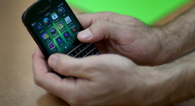Another Day, Another BlackBerry Rumor