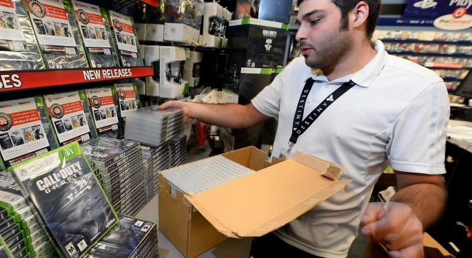 GameStop Faces Serious Threat From Digital Downloads