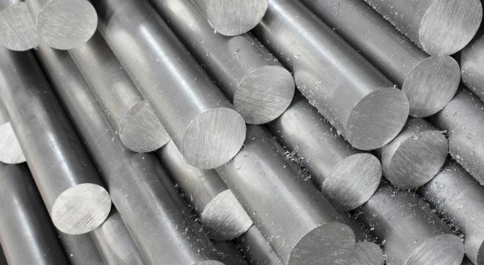 Alcoa Earnings Could Move Metals ETF
