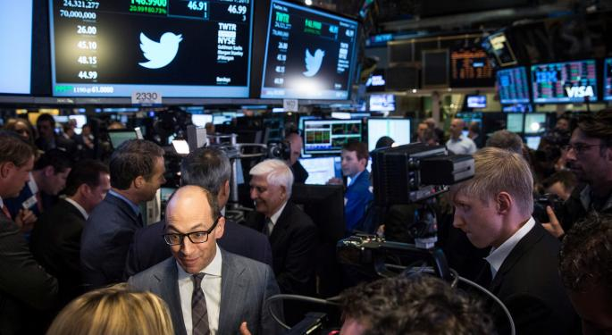 Here's Your Second Chance To Buy In On The Twitter IPO