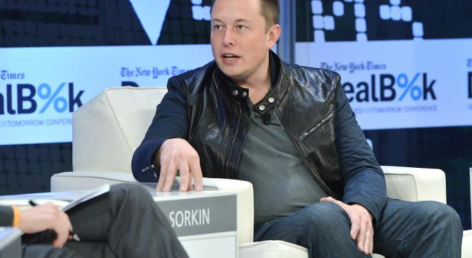 Elon Musk Wants Tesla Electric Truck to Compete with Ford F150
