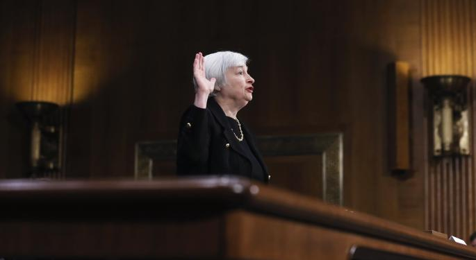 Janet Yellen Is 'Doing The Right Thing'