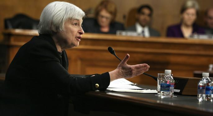 Janet Yellen Remarks Highlight the Enduring Appeal of Dividends