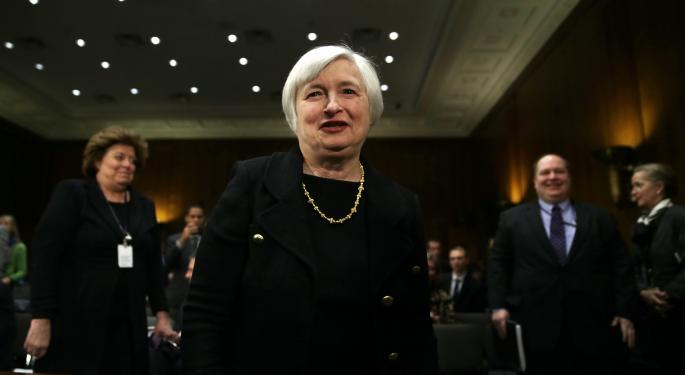 Will Fed Open Door To Rate Hike, More Stock Losses?