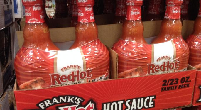 McCormick Now Owns Frank's RedHot Sauce, French's Mustard But At A Ridiculous Cost