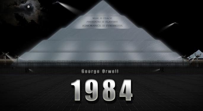 The Fulfillment Of Orwellian Prophecy Since 1984