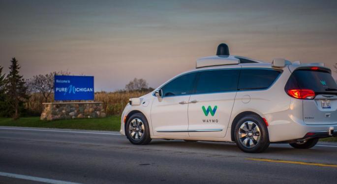 Google's Waymo To Build Autonomous Vehicles In Detroit
