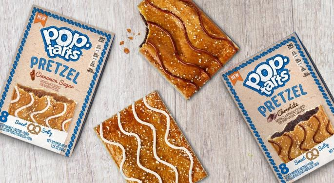 Pretzel Pop-Tarts Are Almost Here