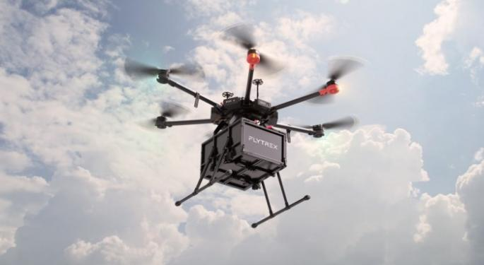 Flytrex Presses On With Backyard Drone Delivery