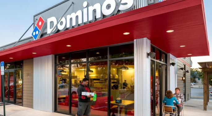 Domino's Pizza Falls After Posting Mixed Q2 Earnings, Weak Sales
