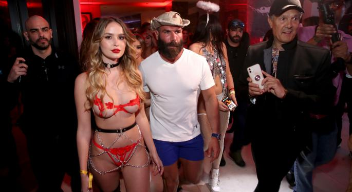 Dan Bilzerian Launches IGNITE Vodka At Annual Angels & Devils Celebration