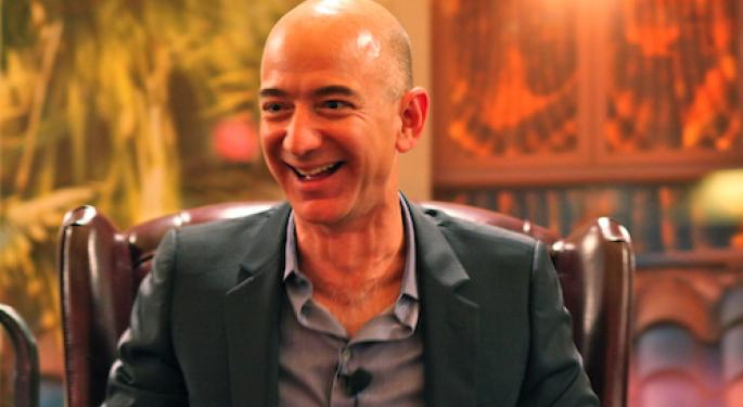 Jeff Bezos Adds 'World's Richest Person' To Achievements; A Chart Of His Career