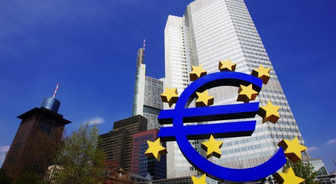 ECB'S Coeure Defends Bank's Decision Against Large QE Program