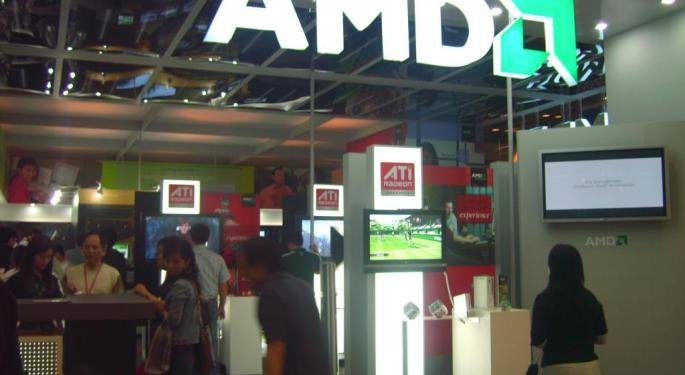 Bank Of America Thinks AMD Is 'Too Attractive To Ignore'