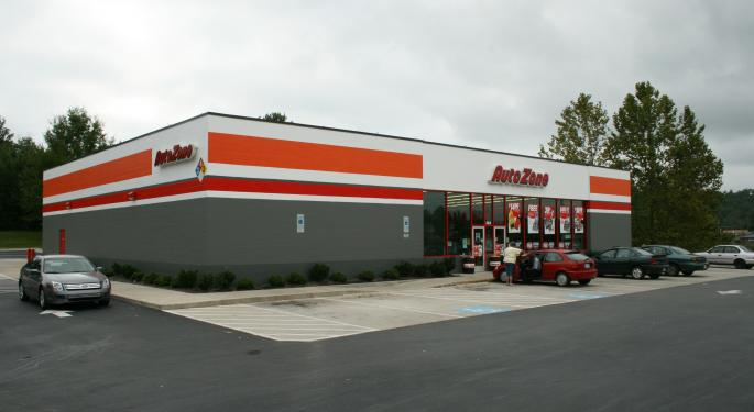AutoZone Is One Of The Steadiest Performers In Auto-Parts Retail Space