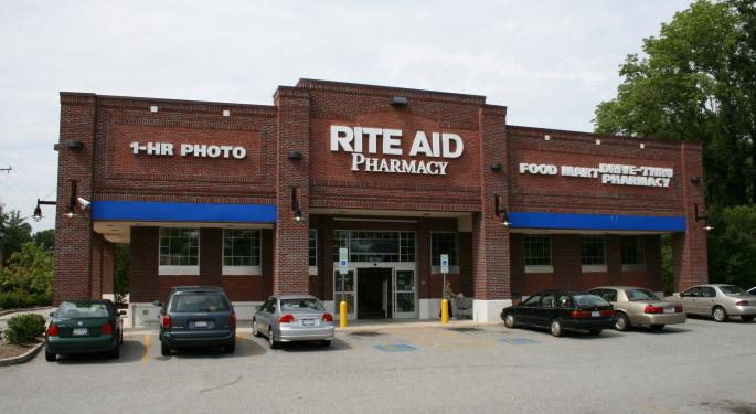 Looking For Signs Of Life In Rite Aid Shares After Walgreens' Deal Disappointment