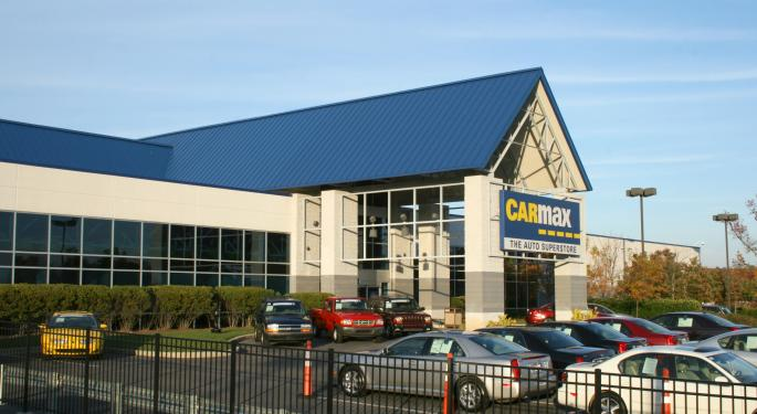CarMax Pulls Ahead Of Peers, But Keep An Eye On Auto Industry Credit Woes