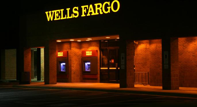With A Consent Order Limiting Wells Fargo's Growth, Morgan Stanley Issues Downgrade
