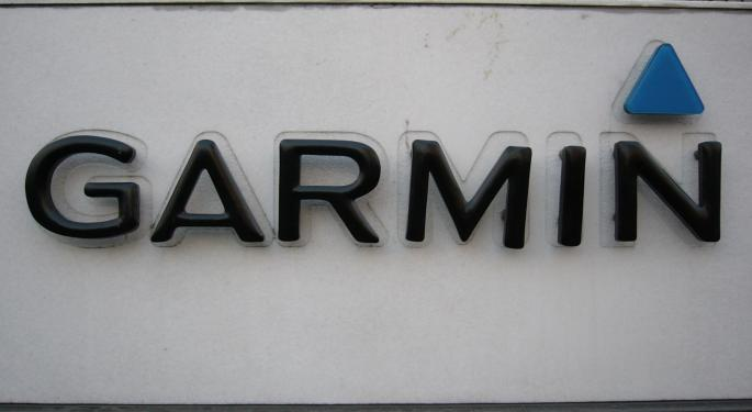Why Garmin Is Incredibly Well-Positioned For The Self-Driving Age