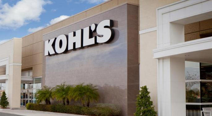 Bank Of America Downgrades Kohl's After Disappointing Holiday Sales