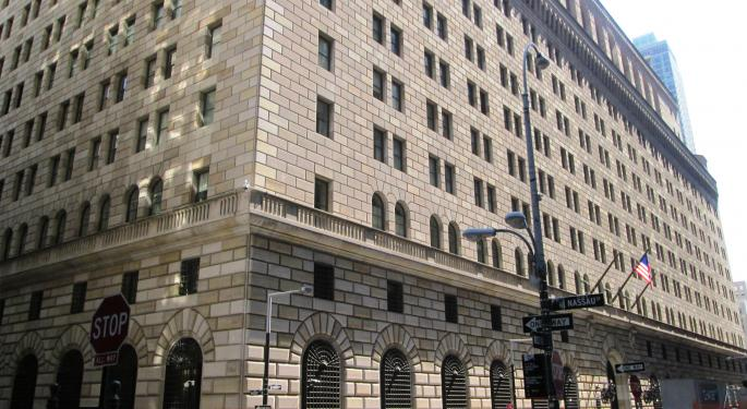 This Day In Market History: Federal Reserve Banks Open For Business
