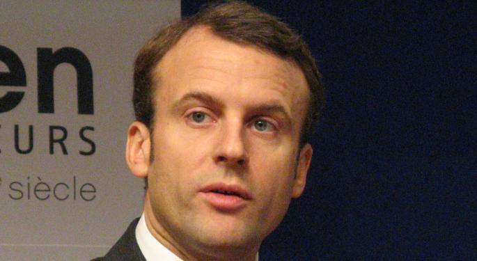 Macron, Le Pen Push Global Markets Higher