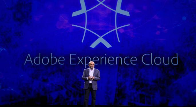 KeyBanc Raises Price Target On Adobe By 20%, Cites Cloud, AI