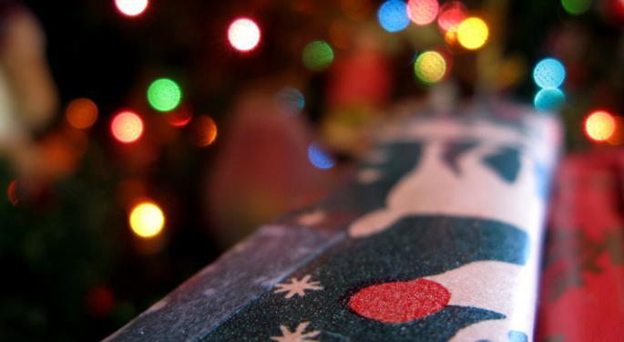 Sector ETFs For A Happy Holiday Season