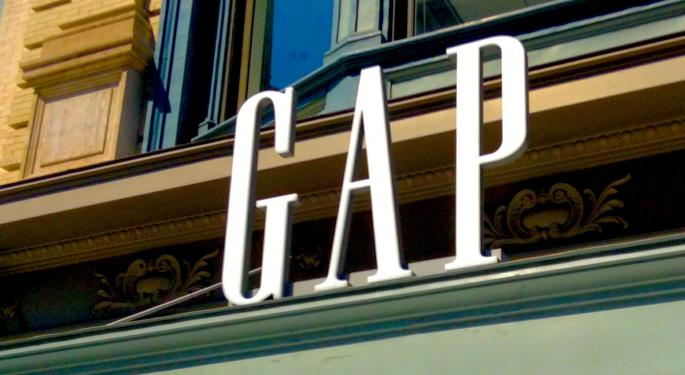 Art Peck Is Out As Gap's CEO: Here's What Analysts Are Saying